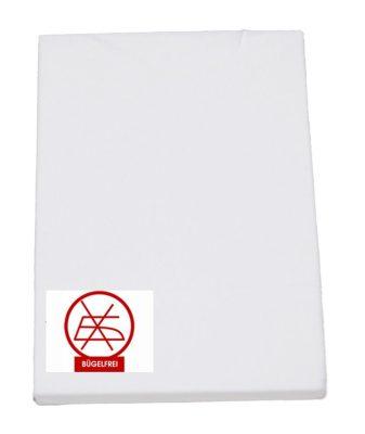 Gumis lepedő fehér 60x120 és 70x140 (vasalás könnyített)