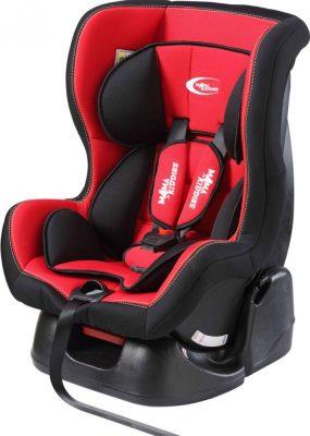 MamaKiddies Baby autósülés (0-18 kg) piros