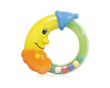 Baby Care csörgőkarika holdacska
