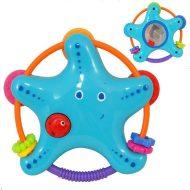 Tengeri csillag formájú csörgő a Baby Mix-től