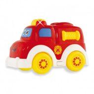 Baby Mix játék tűzoltóautó