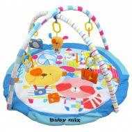 Baby Mix kör alakú utazó állatkás játszószőnyeg