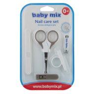 Baby Mix körömápoló készlet
