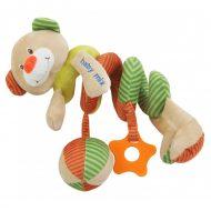 Macis spirál fejlesztő játék babakocsira / babahordozóra