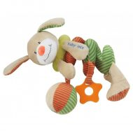 Kutyusos spirál fejlesztő játék babakocsira / babahordozóra