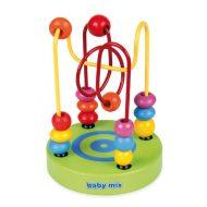 Baby Mix golyós ügyességi játék