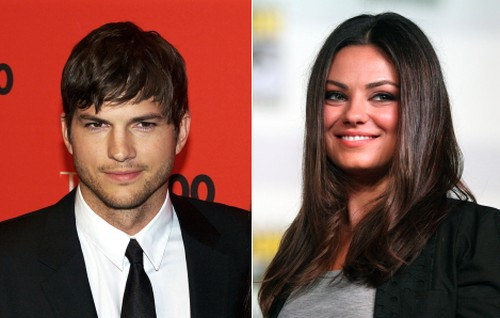 Ashton Kutcher és Mila Kunis
