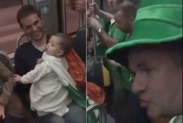foci eb 2016 írország dal