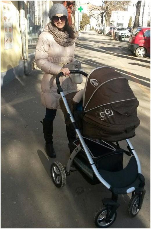 MamaKiddies BabyBird Lift babakocsi fényképes olvasói vélemények