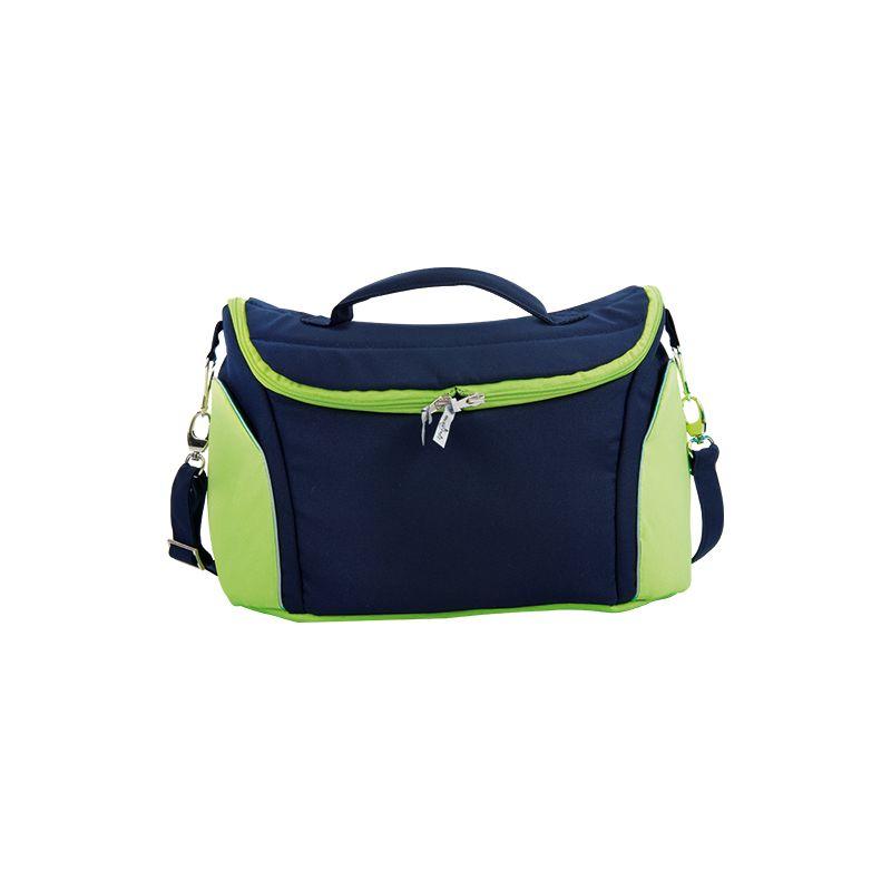Bebetto HOLLAND 3in1 Full Extra kék-zöld színben + Kiegészítők + Ajándék