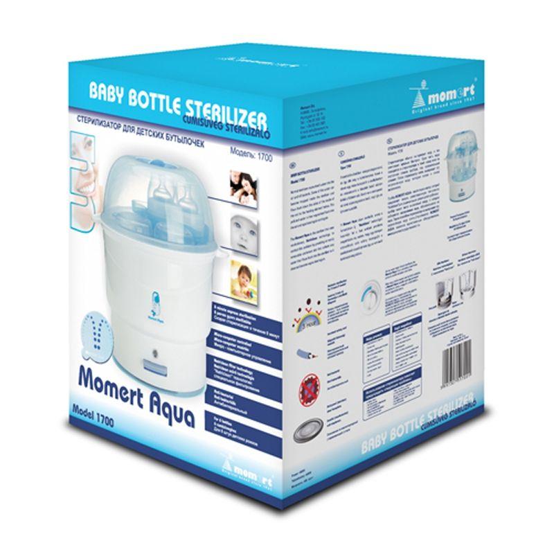 Momert Aqua bébi cumisüveg sterilizáló 400 W
