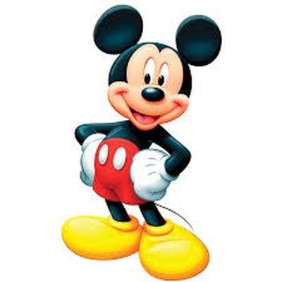 Disney fali dekorációk 30 cm-es (több választható figura)