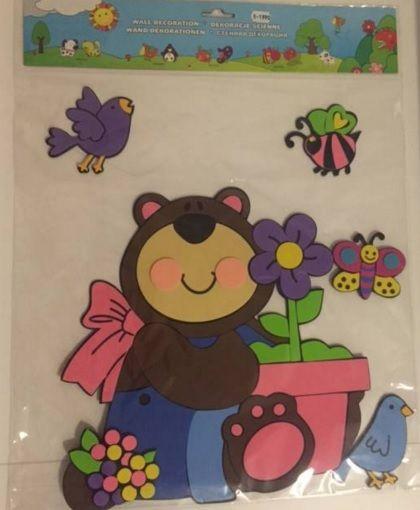 Nagy fali dekor (macis), több figurával egy csomagban