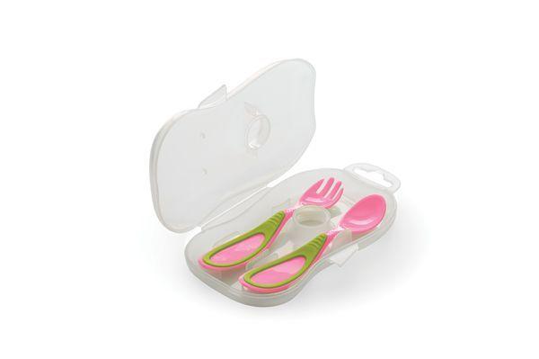 Nuvita Kanál és villa dobozban - pink