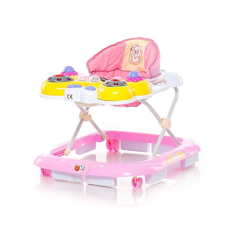 Chipolino Daisy bébikomp - pink