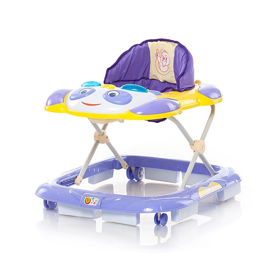 Chipolino Lucky bébikomp - purple