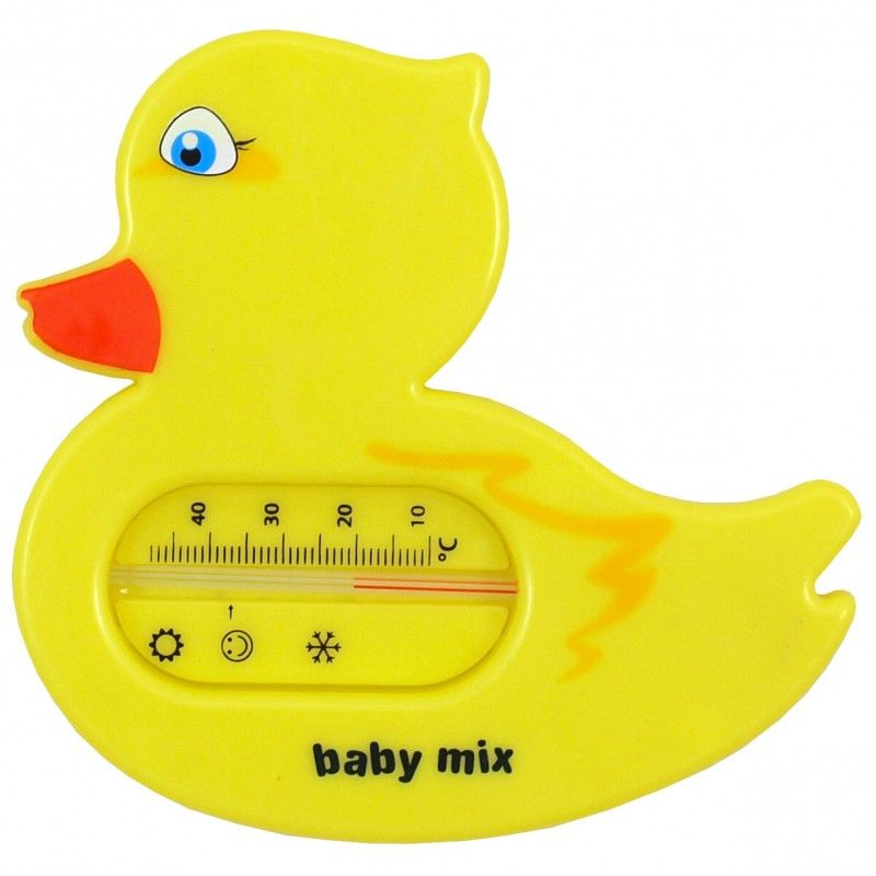 Kacsa alakú vízhőmérő