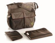 Jané Pelenkázó táska kiegészítőkkel - Terrain színben