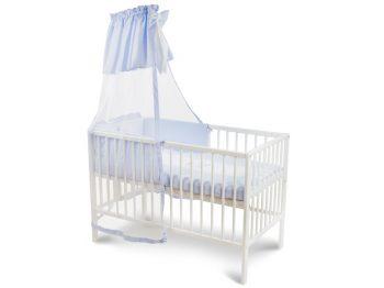 Mama Kiddies Sofie Dreams kék baldachin 210x150 cm