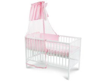 Mama Kiddies Sofie Dreams pink baldachin 210x150 cm