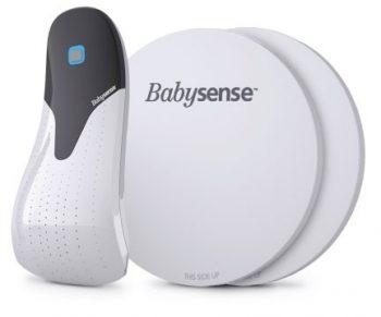 Babysense 5 légzésfigyelő (2 lapos)