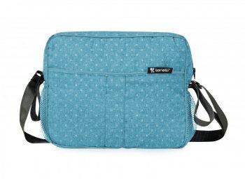 Lorelli pelenkázó táska - Blue