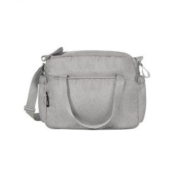 Lorelli B100 pelenkázó táska - szürke színben