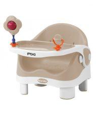 Lorelli Pixi székmagasító ülés - Beige & White