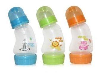 Baby Care anti-colic cumisüveg - 125 ml