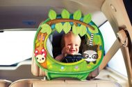 Munchkin Swing!™ autós tükör - lógó barátok