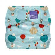 BambinoMio MioSolo zsebes mosható pelenka sky ride mintával