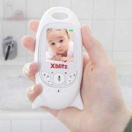 Xblitz vezeték nélküli baba webkamera fehér színben
