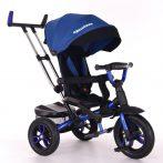 Black November - MamaKiddies Riker Bluey Full Extra tricikli (360°-ban forgatható ülés)