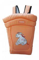 Womar N13 Zaffiro kenguru exkluzív narancs színben vidám állatos mintával