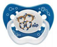 NIP Life szilikon játszócumi 5-18 hónapos korig 2db-os