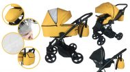 Mama Kiddies Bee 3az1-ben multifunkciós babakocsi + ajándék