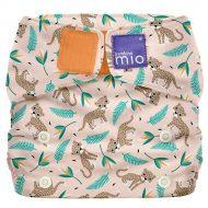 BambinoMio MioSolo zsebes mosható pelenka wild cat mintával