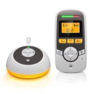 Motorola MBP161T időzítős digitális audió bébiőr
