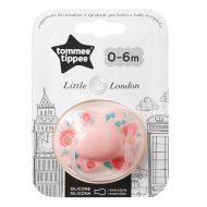 Tommee Tippee Little London játszócumi 0-6 hó