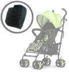 Lábzsák Mama Kiddies Mignon full extrás esernyőre csukható sport babakocsihoz (New Line)