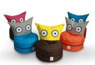 OWL a cuki lény gyermek babzsákfotel (több választható színben)