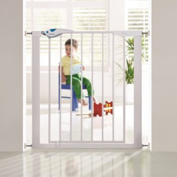 Lindam Easy Fit Plus Delux biztonsági ajtórács