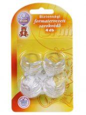 4 db Baby Bruin formatervezett biztonsági sarokvédő