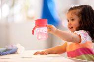 Philips Avent első ivópohár 260 ml piros
