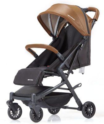 Mama Kiddies Falcon sport babakocsi kiegészítőkkel barna színben + ajándék cumisüvegtartó