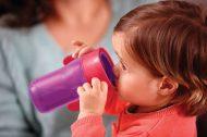 Philips Avent első ivópohár 340 ml - lila
