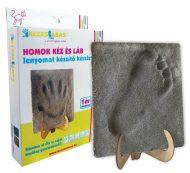 BabyPrint homok kéz- és láblenyomat készítő készlet