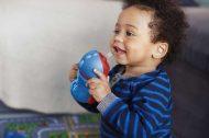 Philips Avent Itatópohár rugalmas szívószállal 200ml fiús