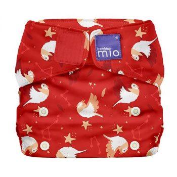 BambinoMio MioSolo zsebes mosható pelenka starry night mintával