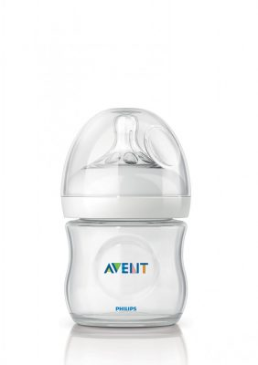Philips Avent Natural cumisüveg PP 125 ml BPA nélkül